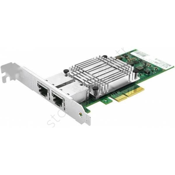 2 port 10GBE RJ45 Ethernet Kart intel X550 StorNET