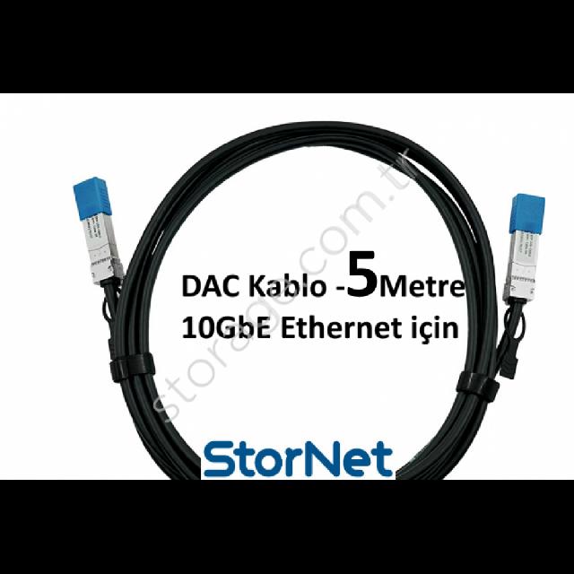 5 METRE DAC KABLO 10GbE for Cisco/intel