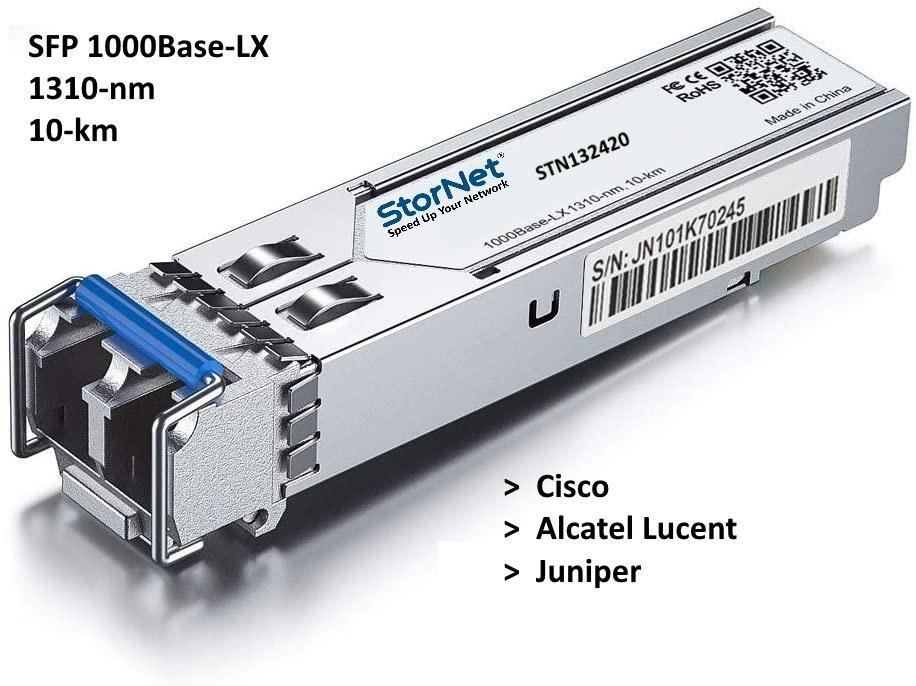 STN132420 SFP 1000Base-LX Transceiver  10KM Alcatel Lucent Cisco uyumlu